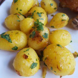 bijgerechten met aardappel