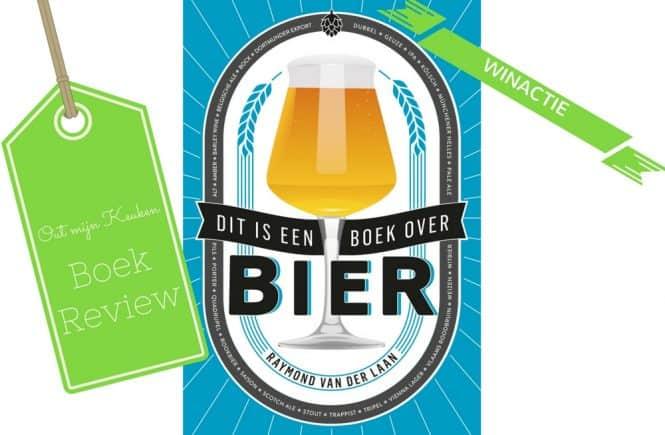 Dit is een boek over bier review