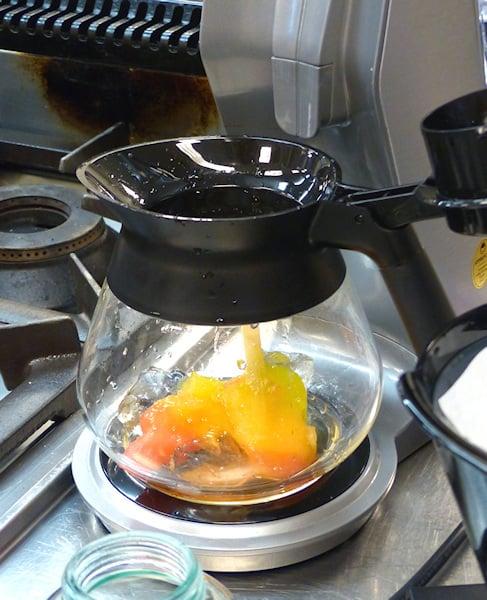 nagerecht mascarpone potjes raketjes koffie