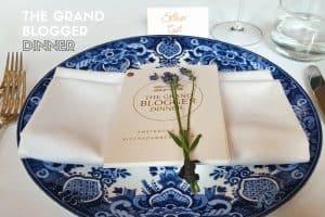 The Grand Blogger Dinner