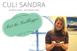 Meet the foodblogger Culi-Sandra