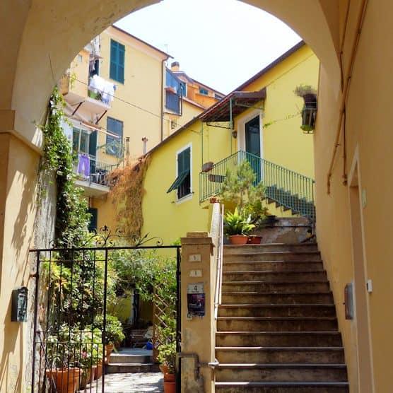 Imperia, Ligurië, Italië