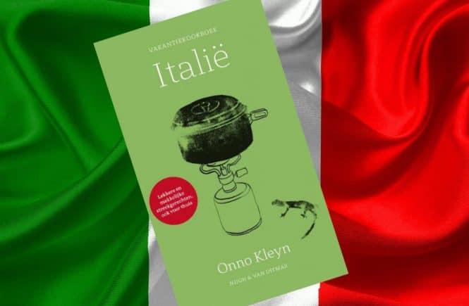 Vakantiekookboek Italië - Onno Kleyn