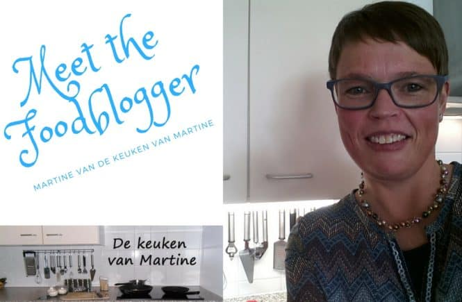 De keuken van Martine meet the foodblogger