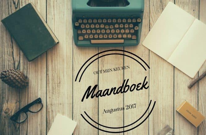 Maandboek augustus