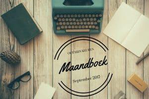 Maandboek september