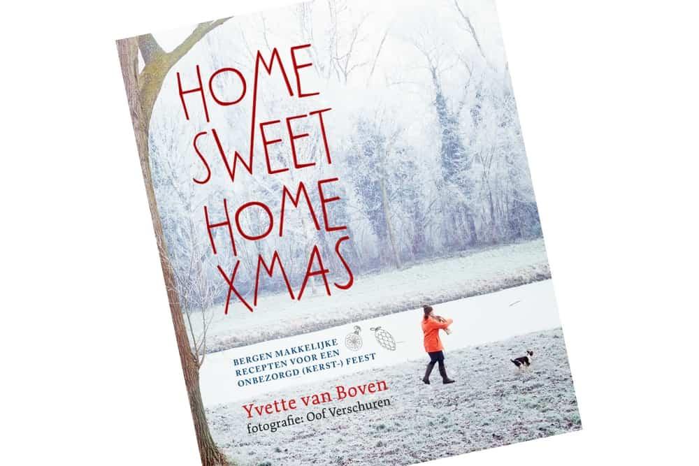 recensie | home sweet home xmas - yvette van boven | out mijn keuken