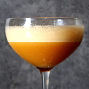 Pumkin Pineapple cocktail