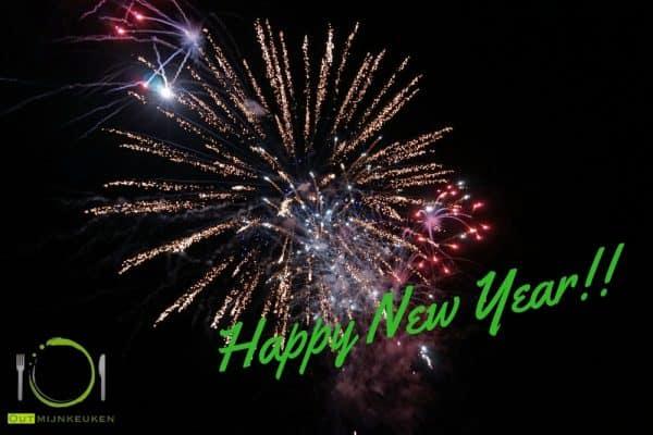 Ik wens iedereen een heel gelukkig 2018!
