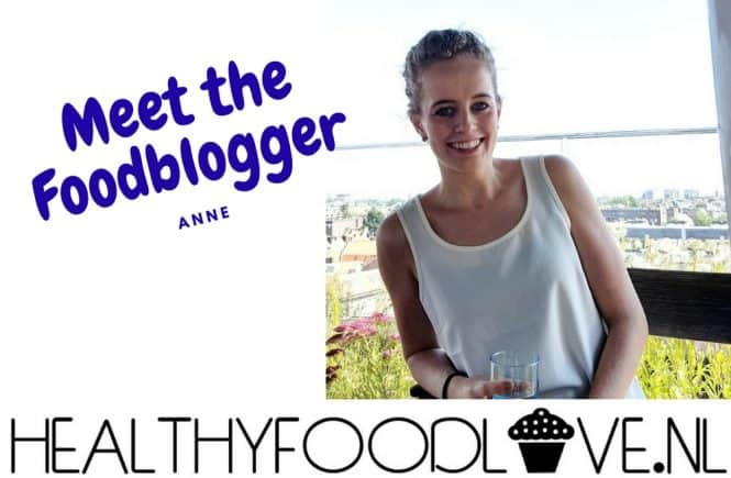 meet the foodblogger