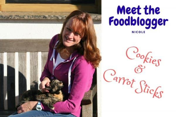 meet the foodblogger Cookies & Carrot Sticks