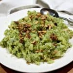broccoli stamppot