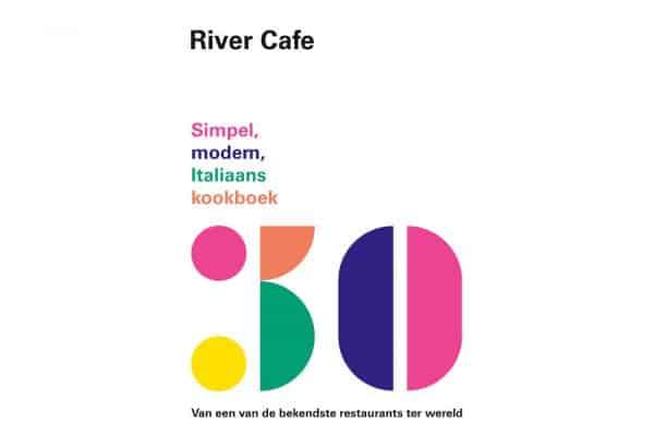 Boekbespreking | River Cafe 30
