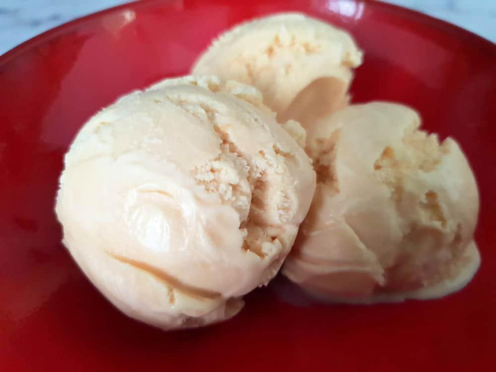 karamelroomijs